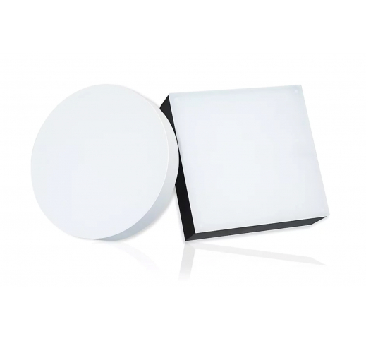 Frameless Surface Mounted Panel Light 36W/RD/SQ
